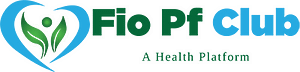 logo and tagline of Fio PF Club's website
